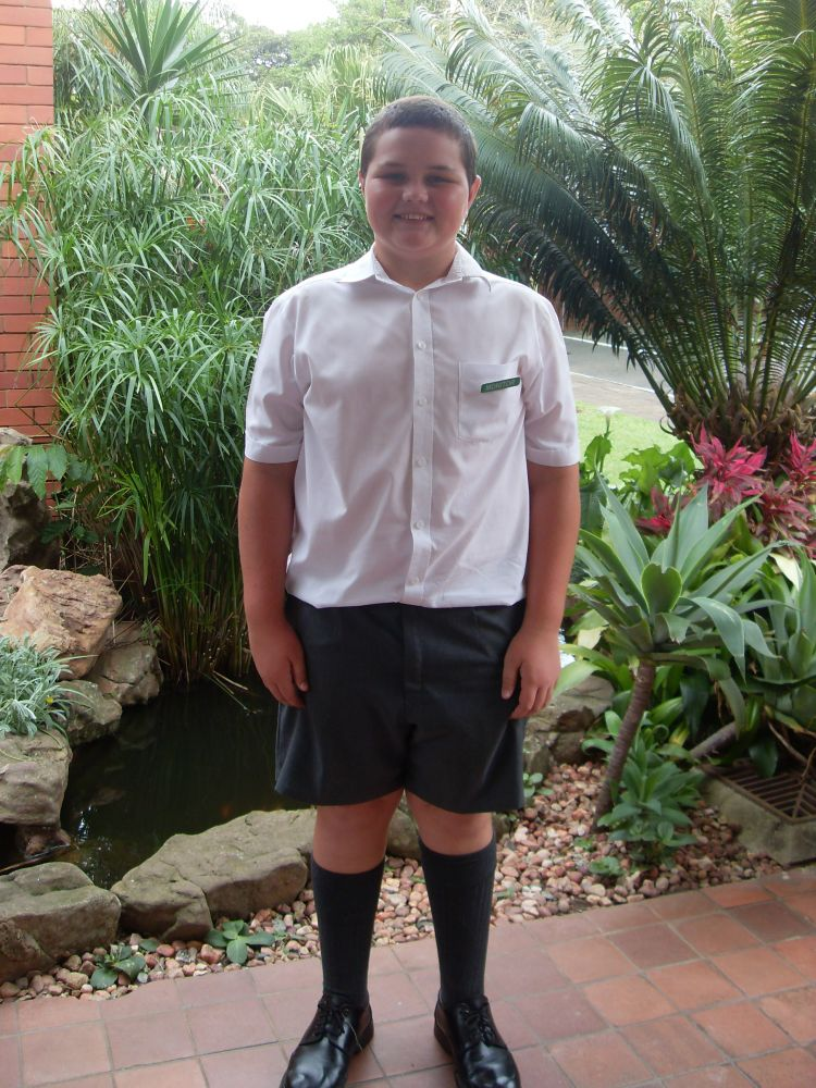 Boys School Uniform - Scottburgh Primary School