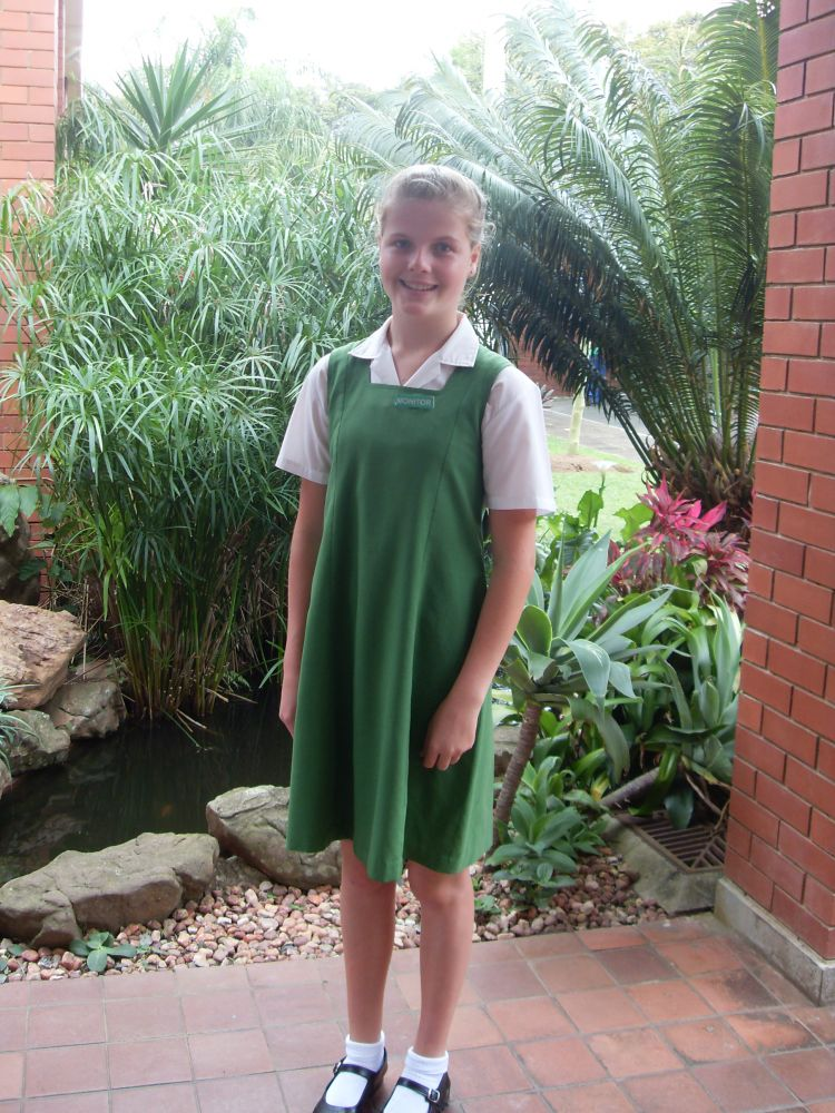 Girls School Uniform - Scottburgh Primary School