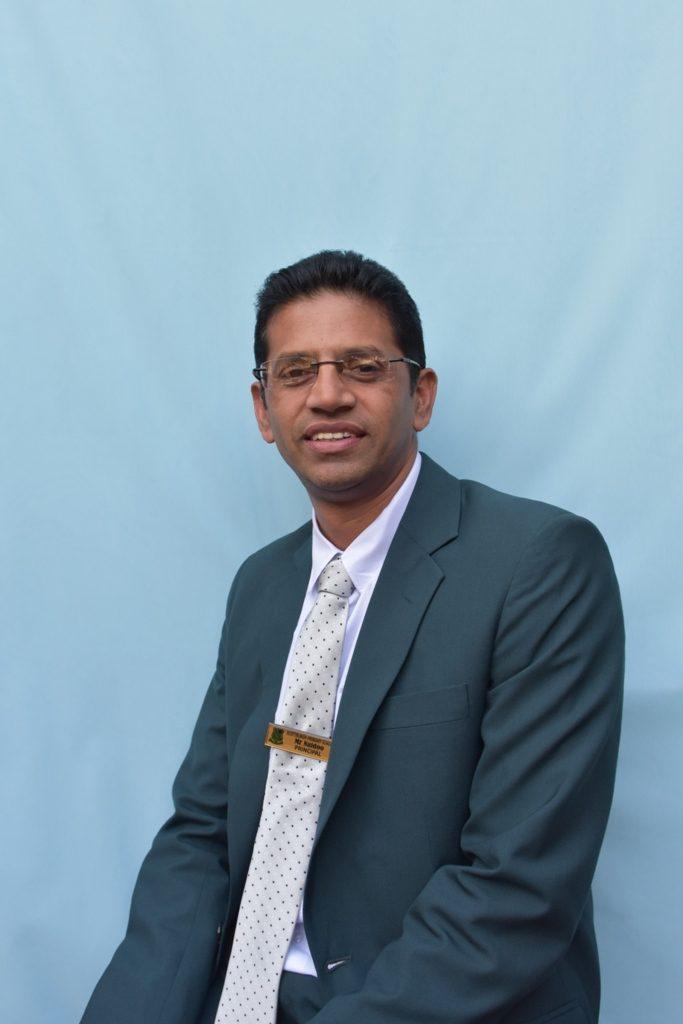 Mr. S. Naidoo